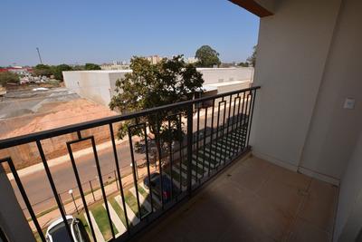 Apartamento Em Parque Oeste Industrial, Goiânia/go De 65m² 3 Quartos À Venda Por R$ 200.000,00 - Ap107855
