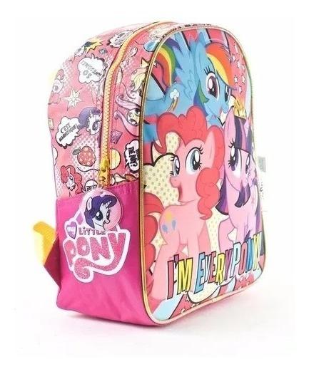 Mochila Espalda 12p My Little Pony - Sharif Express 68605