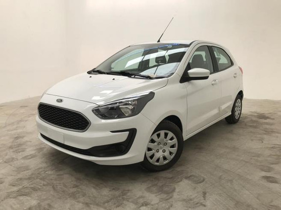 Ford Ka Hatch 1.0 Se/se Plus Tivct Flex 5p Flex Manual