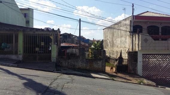 Terreno Em Vila Linda - Santo Andre Sp