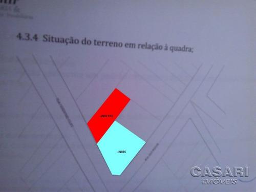 Imagem 1 de 3 de Terreno Residencial À Venda, Baeta Neves, São Bernardo Do Campo - Te3805. - Te3805