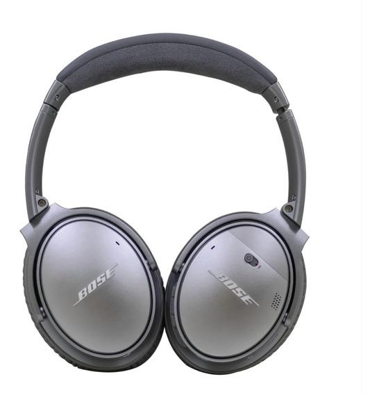 Fones De Ouvido Bose Quietcomfort Q35 Silver Anti-ruido