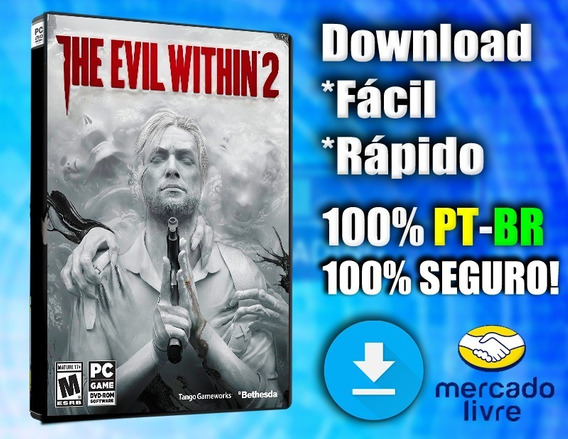 The Evil Within 2 - Pc - 100% Pt-br Midia Digital Download!