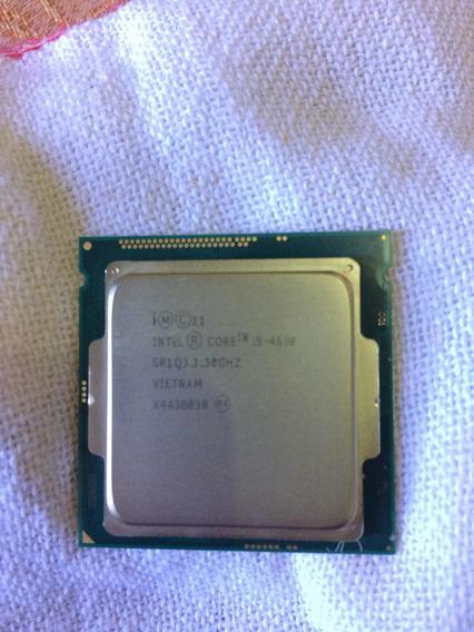 I5 4590 3.3 Até 3,7ghz Funcionando Perfeitamente