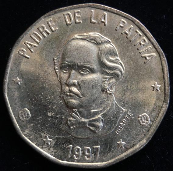 Republica Dominicana, Peso, 1997. Sin Circular