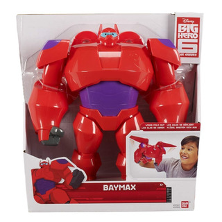Baymax Big Hero 6 Articulado 20 Cm Bandai Original. Replay