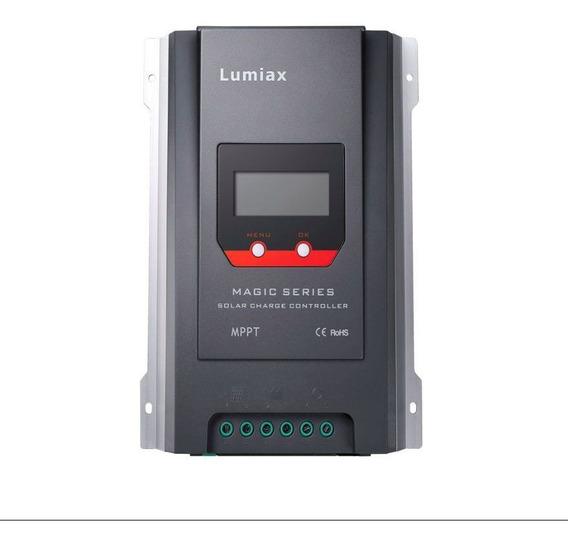 Controlador Lumiax 12v 24v 40a Mppt
