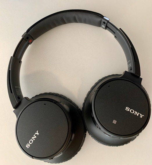 Headphone Wh-ch700n Com Noise Cancelling Sem Fio - Usado