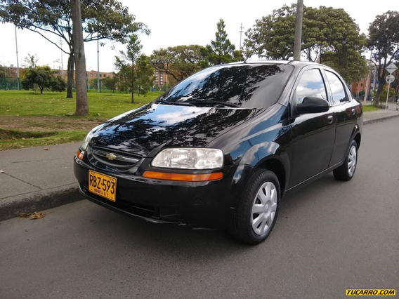 Chevrolet Aveo Family Ls