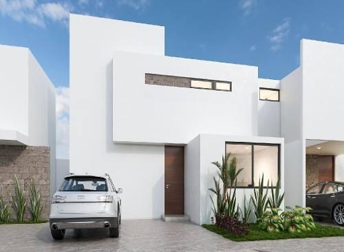 Casa En Venta,privada Octavia A 10 Min De Plaza Altabrisa,mérida,yucatán