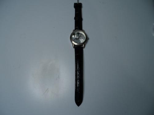 Relógio Mickey Disney Parks Original Análogo Caixa 37mm