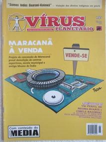 Revista Virus Maracana A Venda Nº 18 Malungo 2012