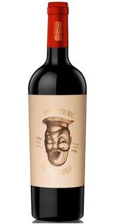 Vino Otro Loco Mas Malbec 750 Ml Botella Bebidas 01almacen