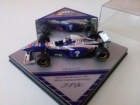 1/43 Williams Fw19 Frentzen C/bico S Do Senna Não/minichamps