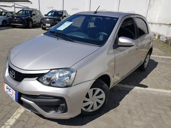 Toyota Etios 1.5 Xs 16v Flex 4p Automatico 2017/2018