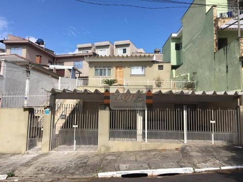 Casa Com 2 Dormitórios, 240 M² - Venda Por R$ 680.000,00 Ou Aluguel Por R$ 2.400,00/mês - Jardim Cidade Pirituba - São Paulo/sp - Ca0670
