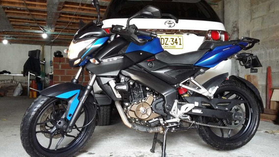 Pulsar 200 Ns Pro Azul Electrico