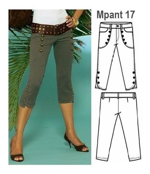 Ropa Pantalones Capri Para Gorditas Mercadolibre Com Ar