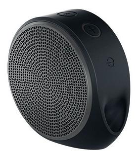 Parlante Bluetooh Logitech X100 Portátil Bluetooth - Negro