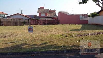 Terreno Residencial À Venda, Vivendas Do Parque, Boituva. - Te1028