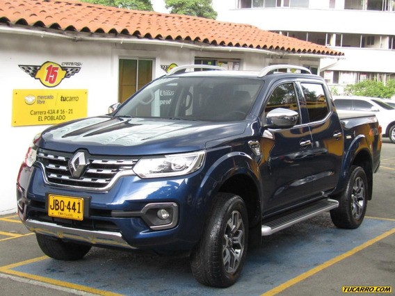 Renault Alaskan Intens At 2500 4x4
