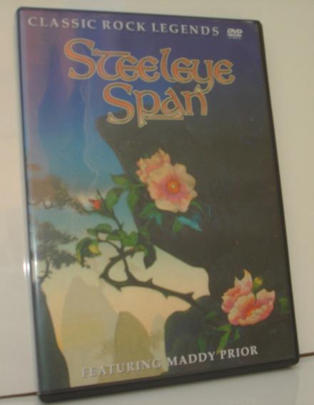 Steeleye Span - Classic Rock Legends Dvd
