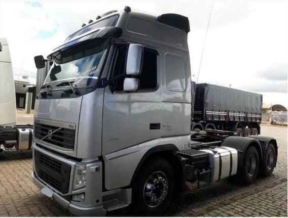 Volvo Fh 540 6x4 2014 Com Rodotrem Aceito Parcelado