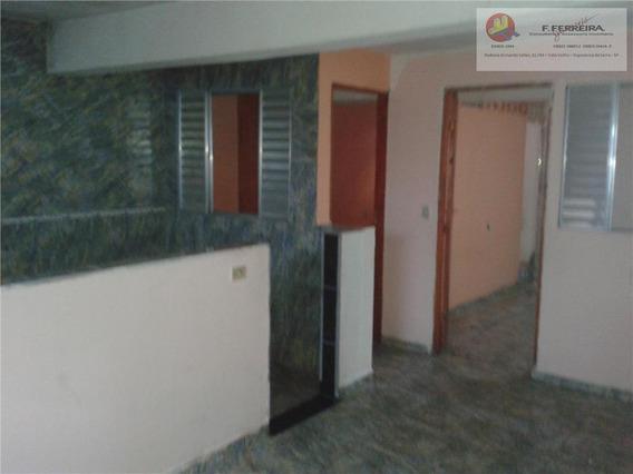 Casa Residencial Para Locação, Chácara Santa Maria, Itapecerica Da Serra. - Ca0033