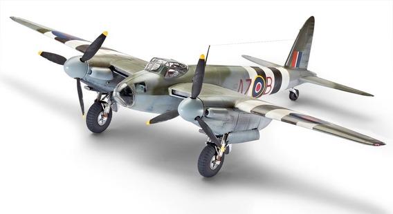 De Havilland Mosquito Revell 4758 Escala 1/32 Armar La Plata