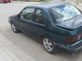 Chrysler Shadow Sedan Austero 2 Pts