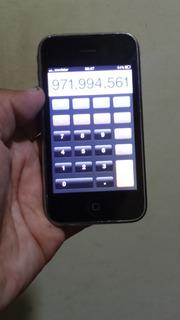 Celular iPhone 3gs - 8gigas Oferta