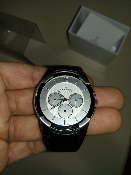 Relógio Skagen Masculino 856xlslc