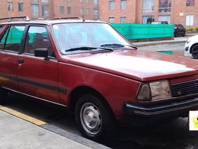 Renault R18 Gts 1400 Modelo 1.984