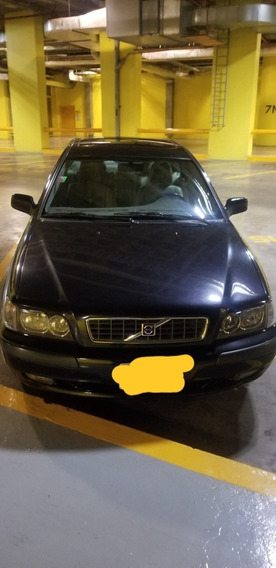Volvo S40 2.0 Sedan T4 Qc At 2003