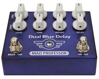 Pedal Guitarra Mad Professor Dual Blue Delay