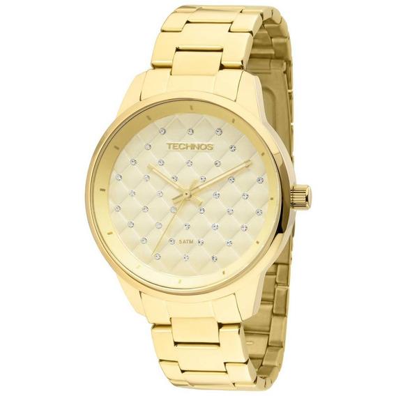 Relógio Technos Fashion Trend Feminino 2035lxu/4d