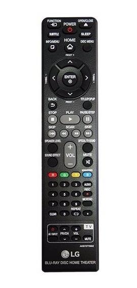 Controle Home Lg Bh6430s Bh6730s Akb73775802 Original Novo!