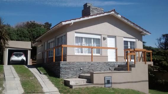 Alquiler Casa Pinamar 2020 80mt Mar Centro Iglesia