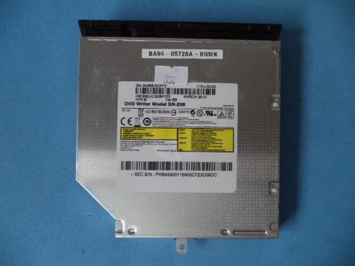 Gravador De Dvd Sn-208 Notebook Samsung Rv415 Cx150