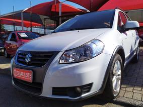 Suzuki Sx4 Awd 2.0 16v-mt Gas. (imp) 4p 2013
