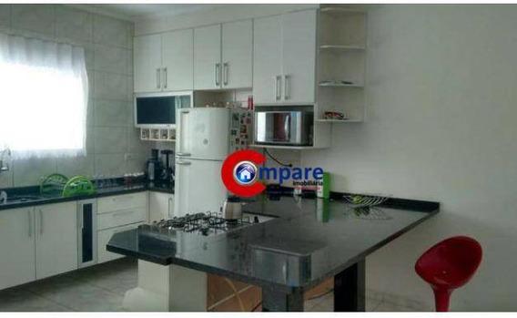 Sobrado Com 3 Dormitórios À Venda, 135 M² Por R$ 395.000 - Jardim Palmira - Guarulhos/sp - So1844