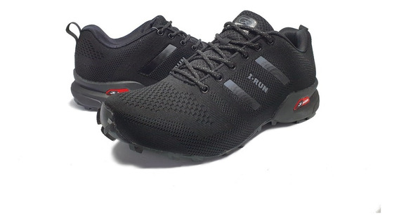 Zapatilla I-run Men Outdoor 40 Al 46 Trekking Senderismo