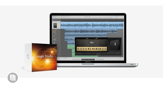 Apple Logic Studio Box V2.1 Academic (logic Pro 9)