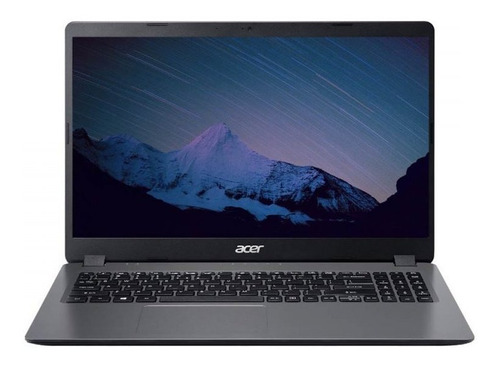 Notebook A315-56-34a9 10 I3 1005g1 8gb Hd 1tb Aspire 3 Acer