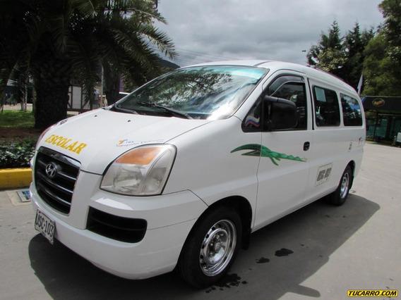 Microbuses- Hyundai H1