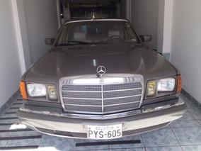 Mercedes Benz 280s Año 1990 Matriculado 2017