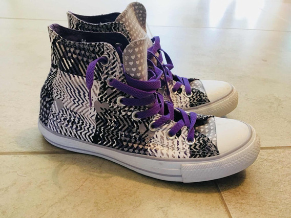 Converse All Star - Botita Estampada- Lucky - New Konas