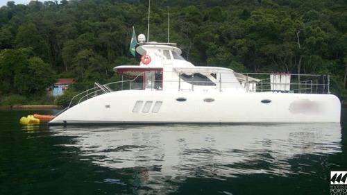 Catamarã 46' Ñ Beneteau Wellcraft Waicat Intermarine Sessa