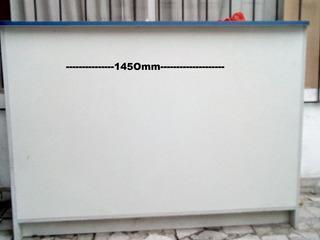 Mostrador De Melamine 18mm