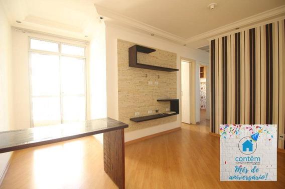 Ap0965 - Apartamento Com 2 Dormitórios À Venda, 50 M² Por R$ 290.000 - Cidade Das Flores - Osasco/sp - Ap0965
